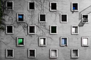 Die bunten Fenster